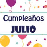 Cumpleaños de asociados – Julio 2020